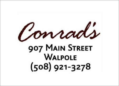 conrads restaurant walpole