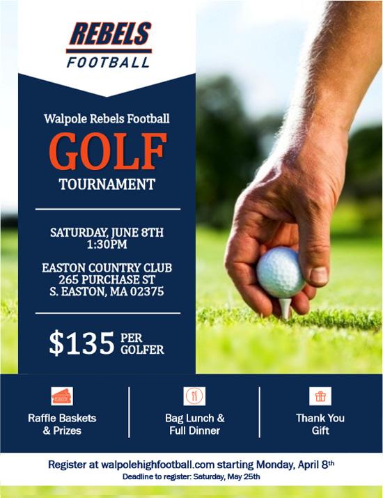 Football Tournament Flyer new logo NA