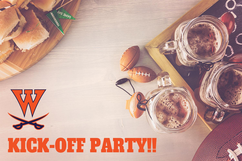 kick off party 2019 NA