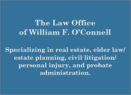 law office william f oconnell