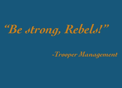 trooper management