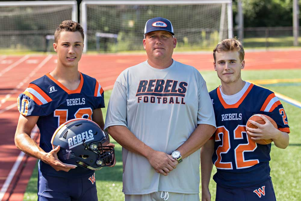 varsity captains walpole rebels 2019